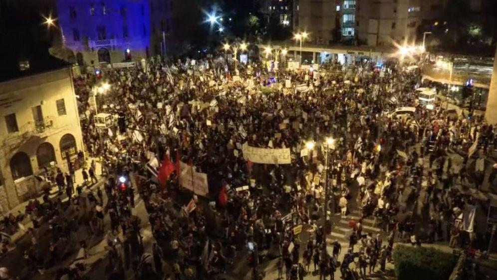 Prosvjed u Izraelu