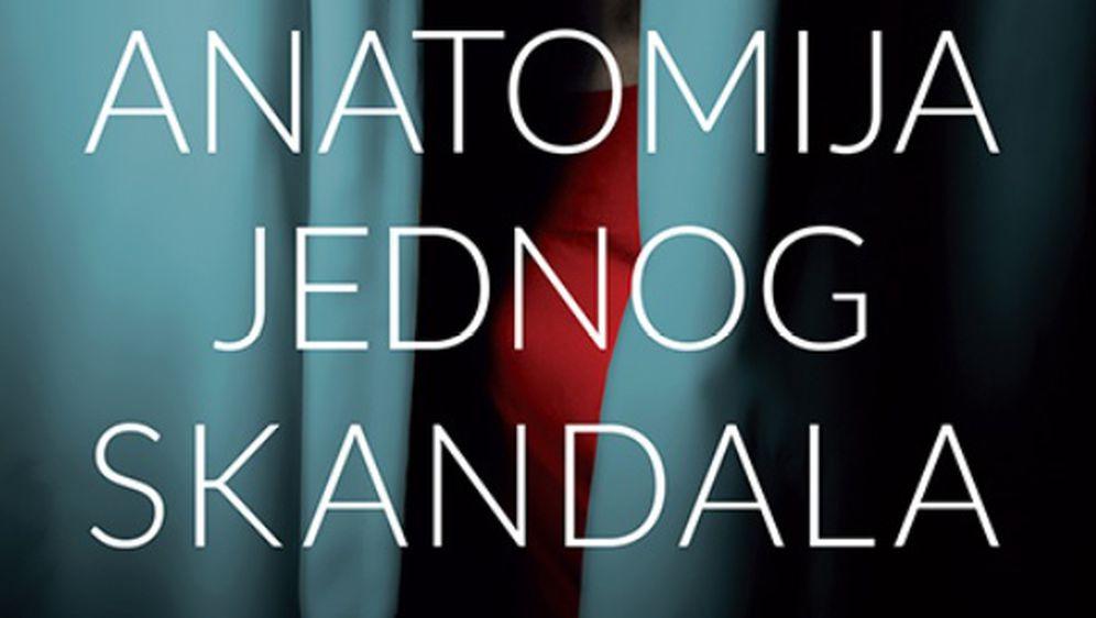 Naslovnice knjige Anatomija jednog skandala