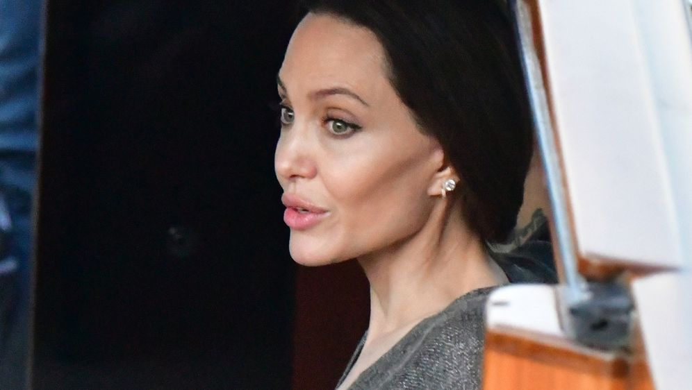 Angelina Jolie odmara u Veneciji