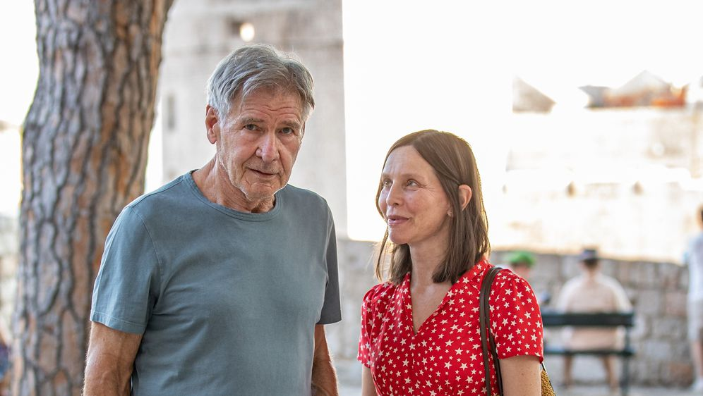 Harrison Ford i Calista Flockhart