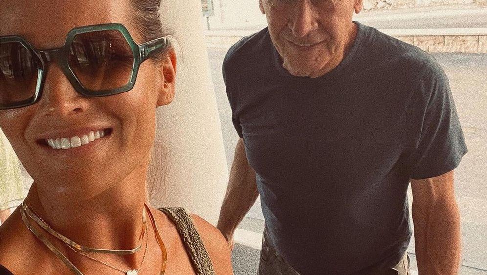 Iva Radić i Harrison Ford