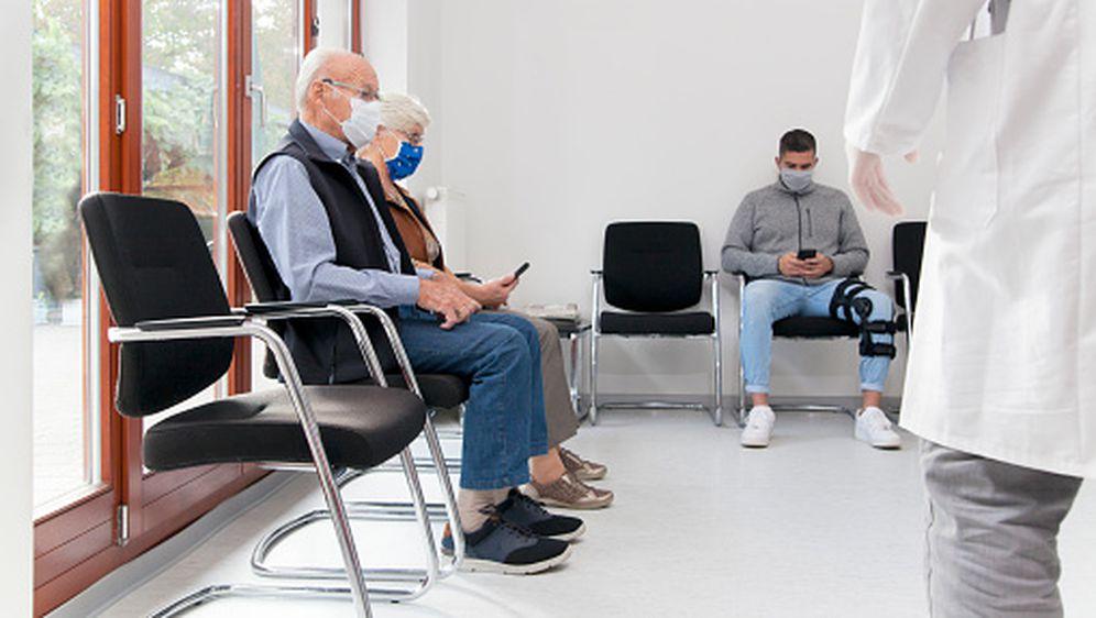 Pacijenti, ilustracija