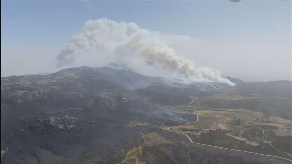 Španjolska se i dalje bori s požarima - 7