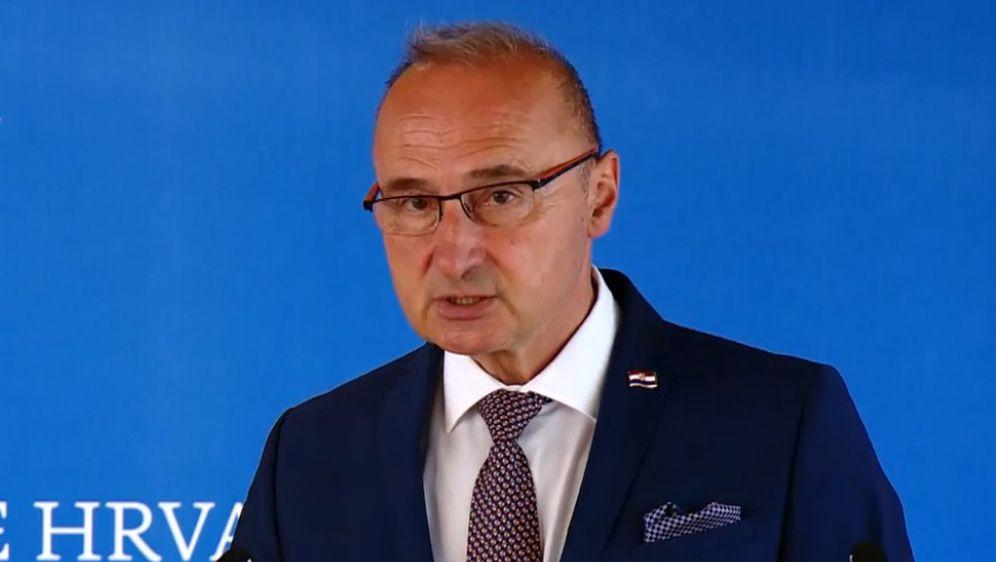 Ministar vanjskih i europskih poslova Gordan Grlić Radman