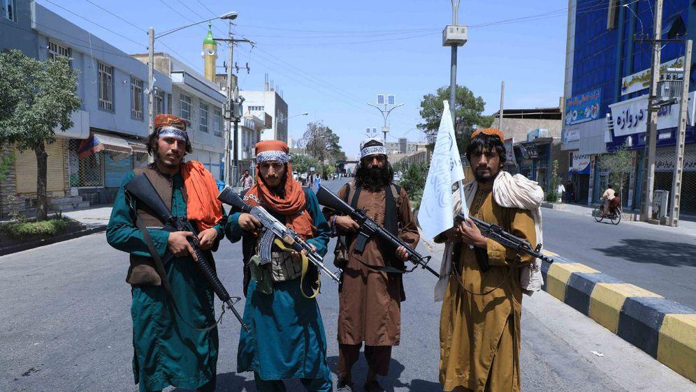 Talibani, ilustracija