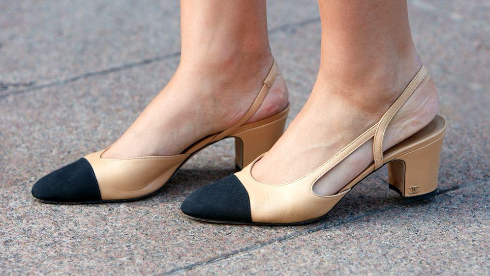 Cipele modne kuće Chanel