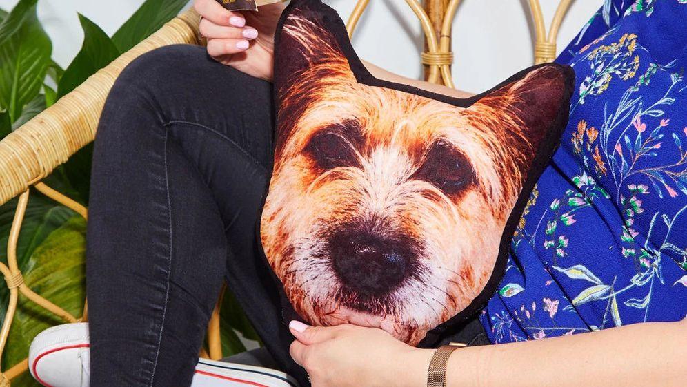 Personalizrani jastuk Pet Mushion