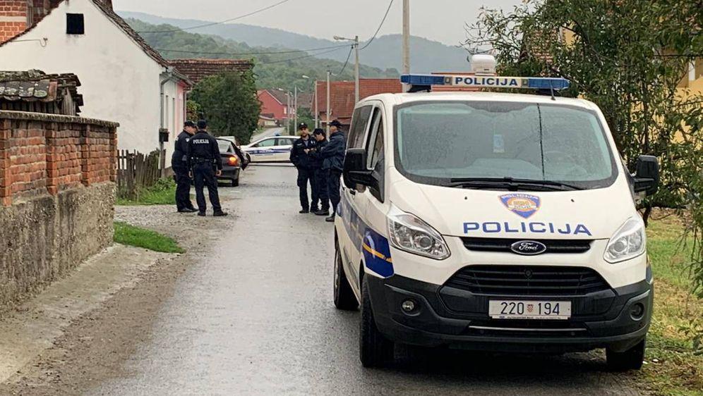 Očevid u Brestovcu gdje je u eksploziji poginula žena