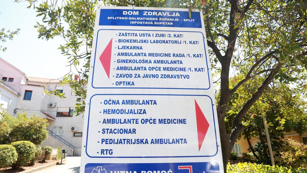 Dom zdravlja u Supetru