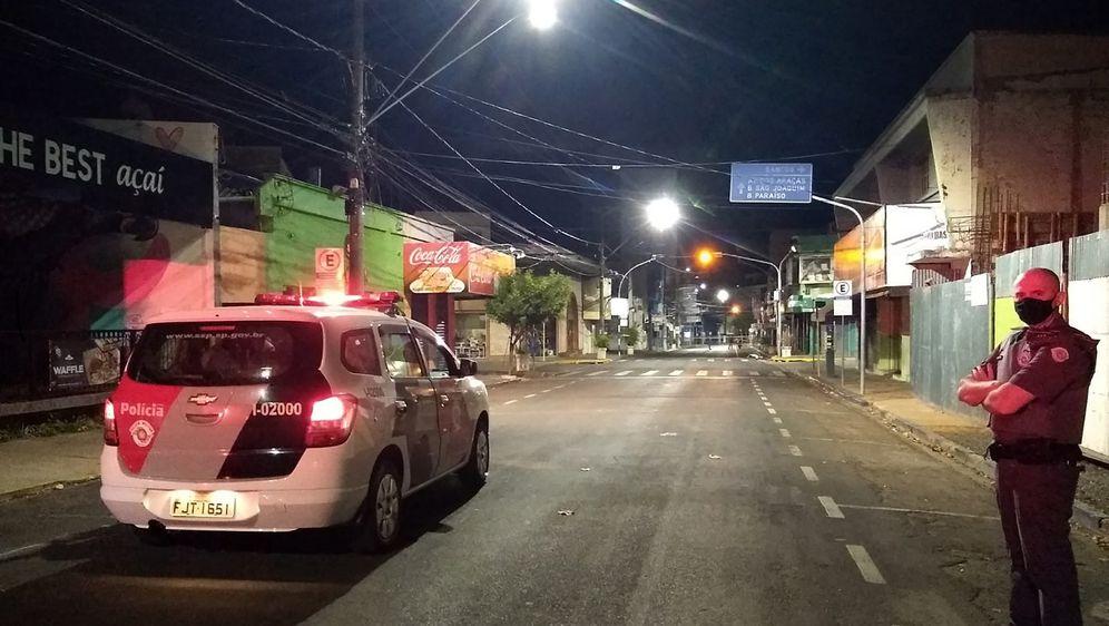 Pljačka u Brazilu