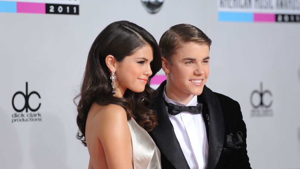Selena Gomez i Justin Bieber (Foto: Getty)