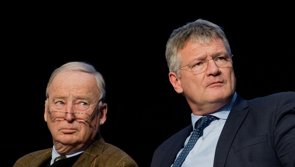 Alexander Gauland i Jörg Meuthen (Foto: AFP)