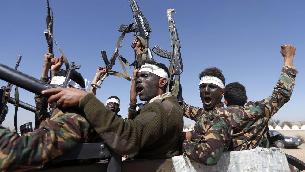 Hutiji, jemenski pobunjenici (Foto: Arhiva/AFP)