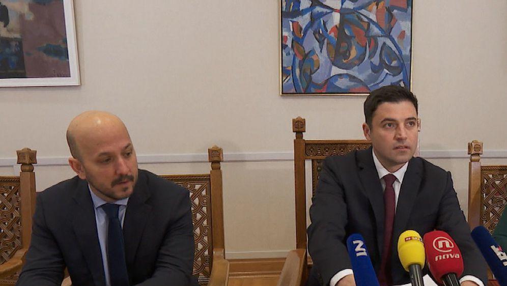 Gordan Maras i Davor Bernardić (Foto: dnevnik.hr)