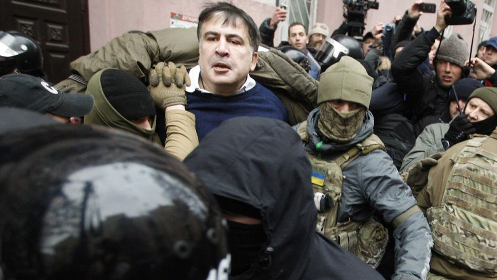 Mihael Sakašvili (Foto: AFP)