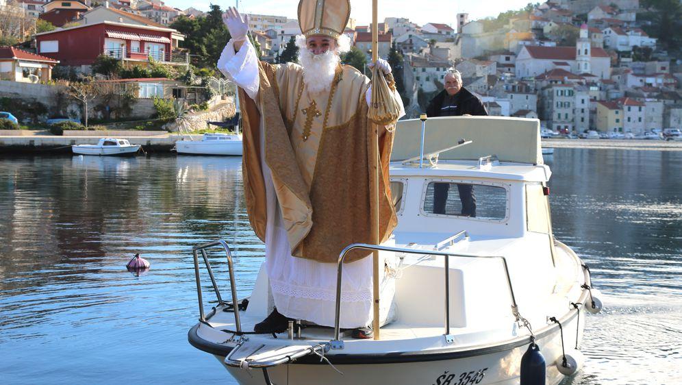 Sveti Nikola u Šibeniku (Foto: Dusko Jaramaz/PIXSELL)