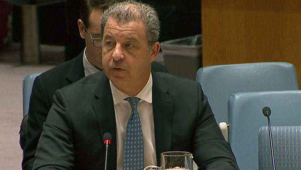 Serge Brammertz (Foto: UNTV)