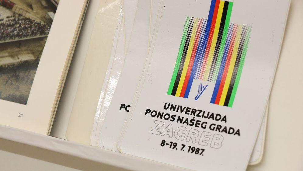 Izložba 30 godina Univerzijade '87