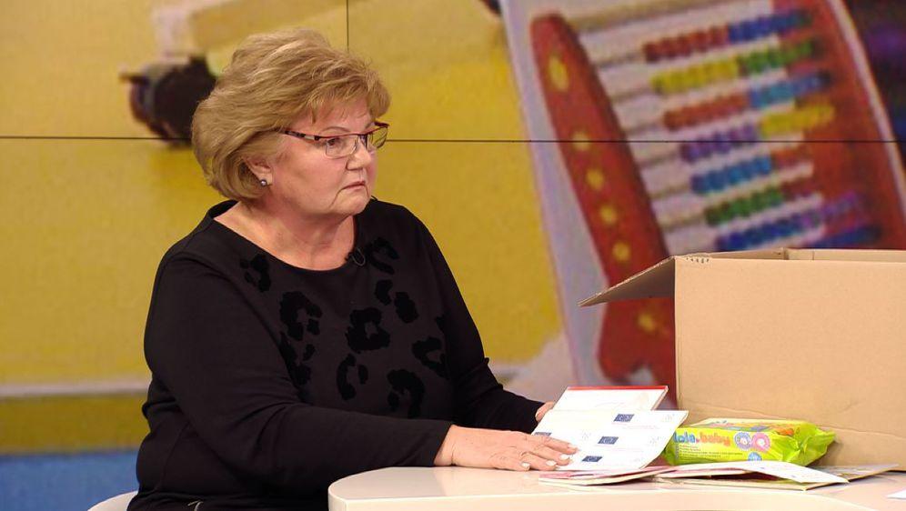 Ministrica Nada Murganić gošća Dnevnika Nove TV (Foto: Dnevnik.hr) - 2