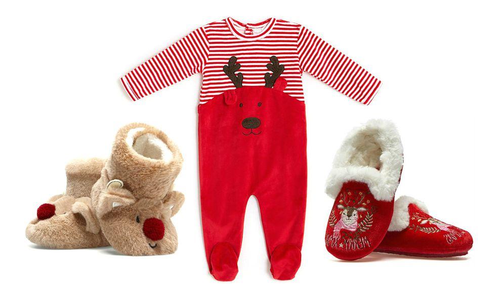 Komadi iz božićne dječje kolekcije brenda Zara Home