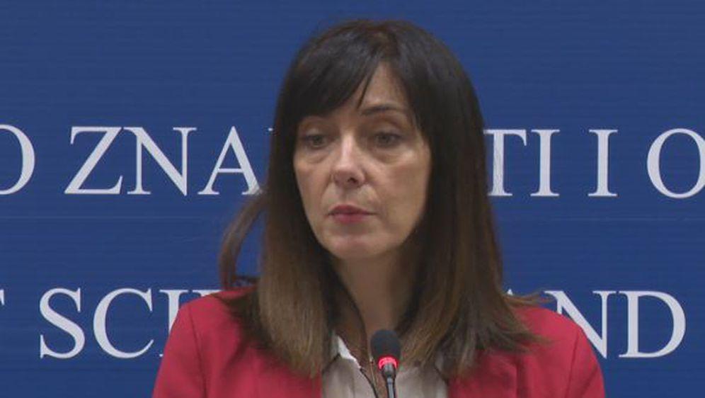 Blaženka Divjak o reformi strukovnog obrazovanja (Foto: Dnevnik.hr)
