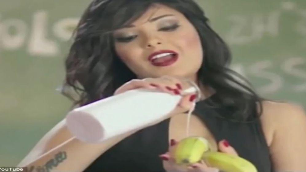 Shaimaa Ahmed Shyma (FOTO: Youtube)