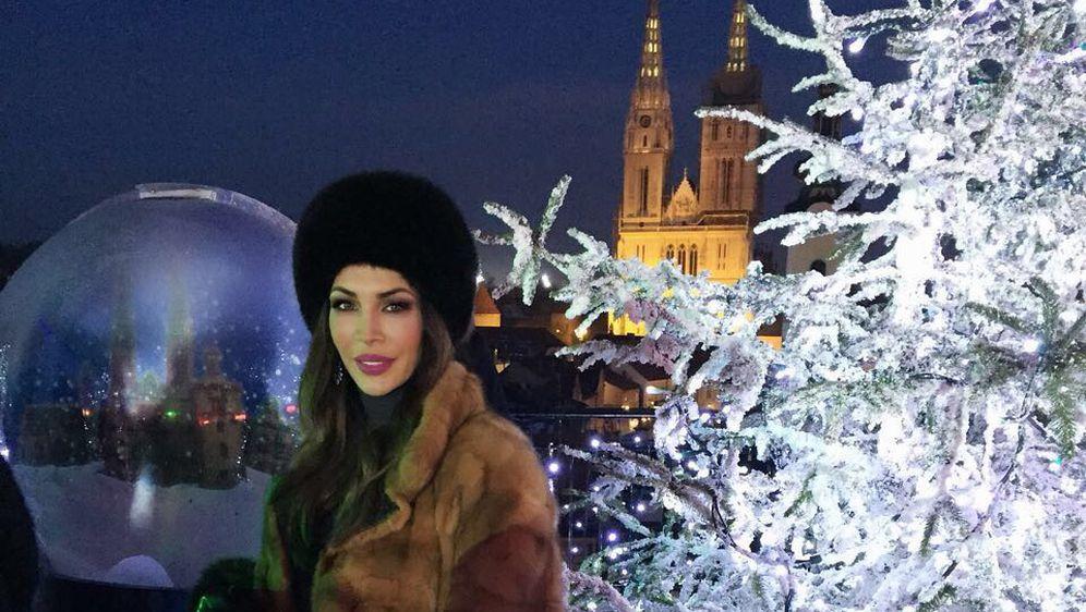 Marijana Kužina u Zagrebu (Foto: PR)