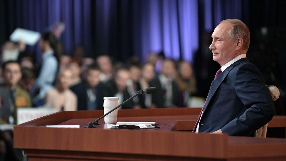 Pressica na kraju godine Vladimira Putina (Foto: AFP) - 3
