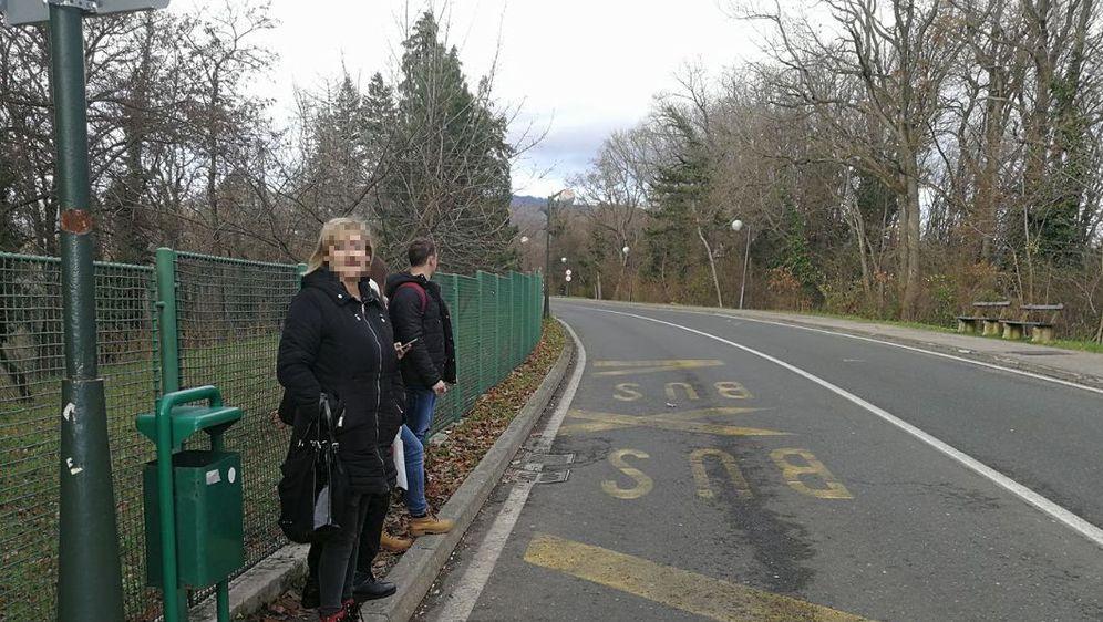 Autobusna stanica na Pantovčaku (Foto: Facebook/Tomislav Katić)
