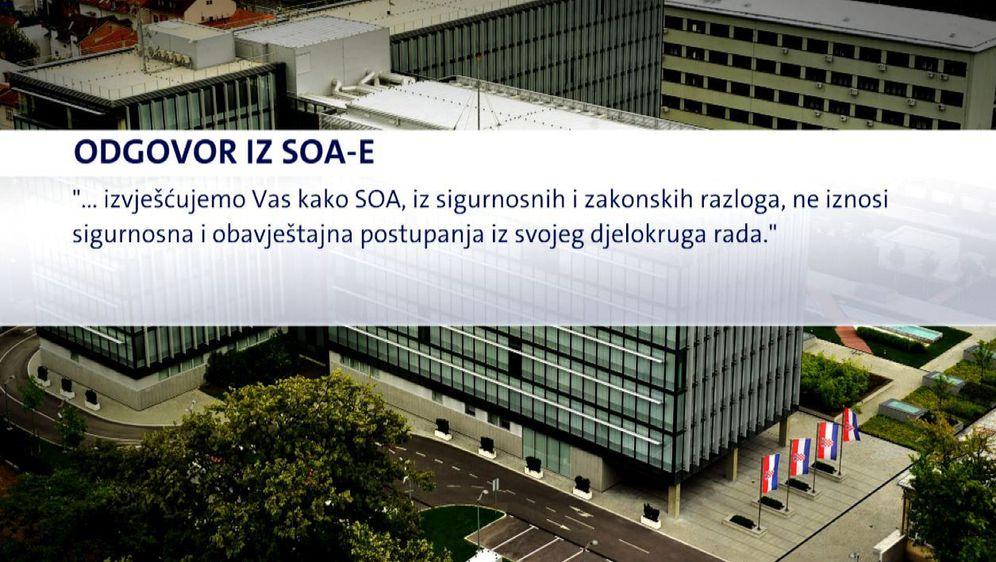 Odgovor iz SOA-e (Foto: Dnevnik.hr) - 1