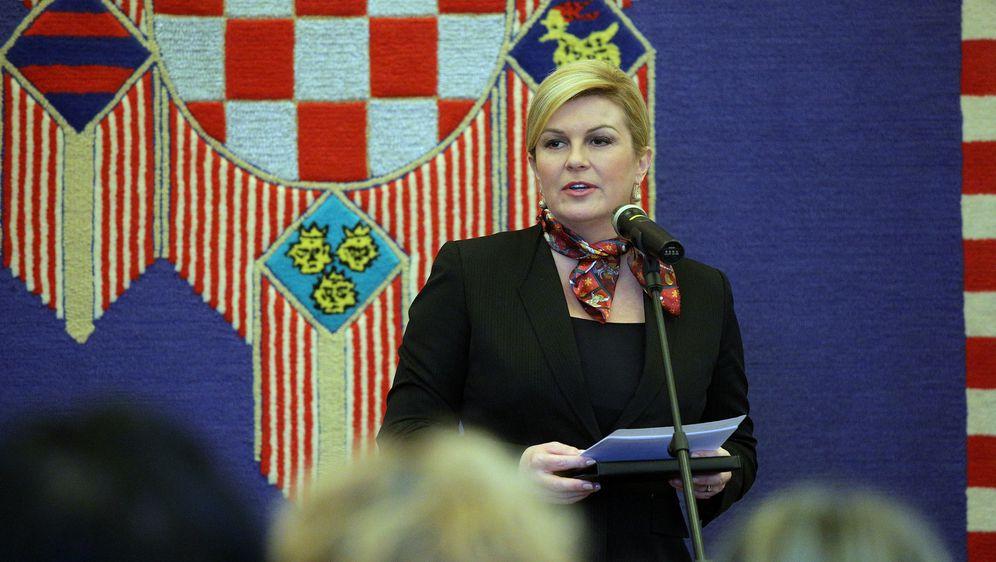 Kolinda Grabar-Kitarović (Foto: Zarko Basic/PIXSELL)