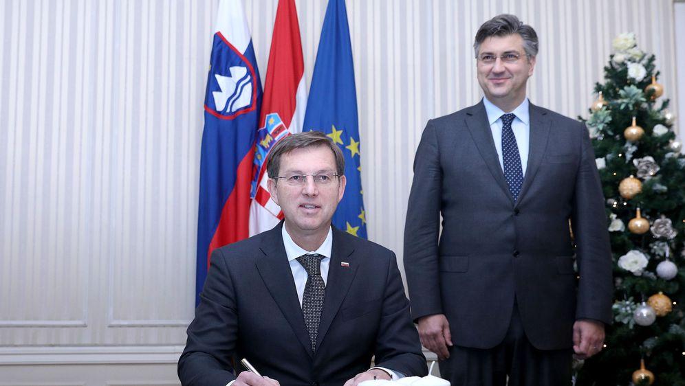 Miro Cerar i Andrej Plenković (Foto: Pixell) - 3