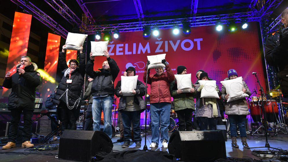 Koncert Želim život (FOTO: Krume Ivanovski)