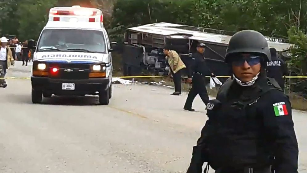 Policija u Meksiku, arhiva (Foto: AFP)