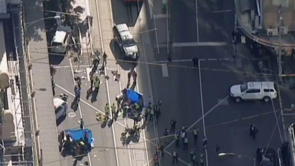Nesreća u Melborneu (Foto: screenshtot/APTN)