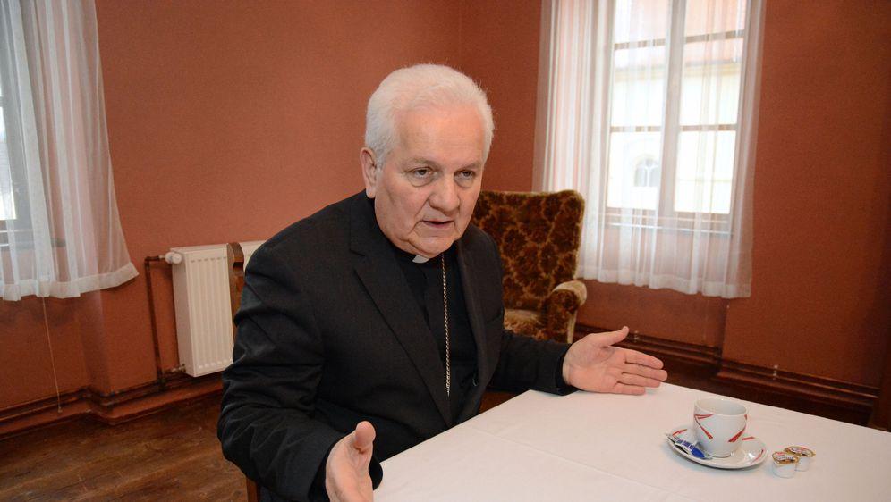 Biskup Franjo Komarica (Foto: Matija Topolovec/PIXSELL)