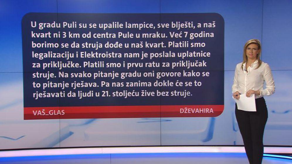 Vaš glas: naselje u Puli bez struje (Foto: Dnevnik.hr) - 1