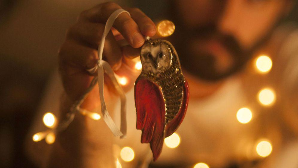 Keramička sovica djelo je rulu umjetnika Borisa Božića (Foto: Dunja Delić)