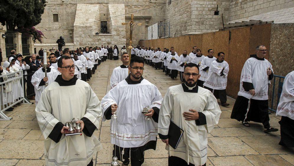 Bazilika rođenja Isusova (Foto: AFP)