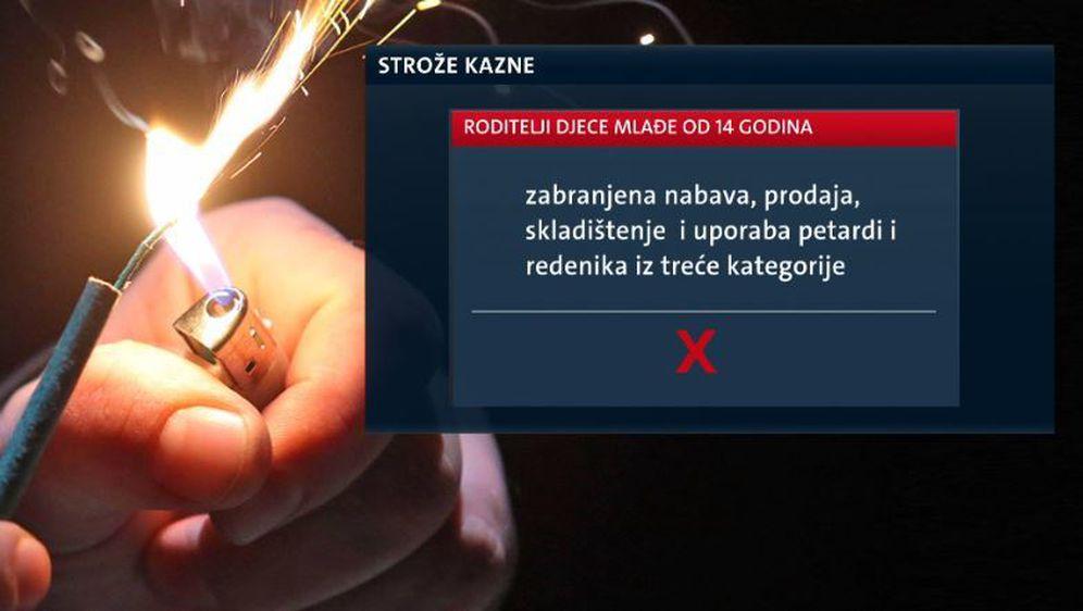 Kobne posljedice petardi (Foto: Dnevnik.hr) - 2