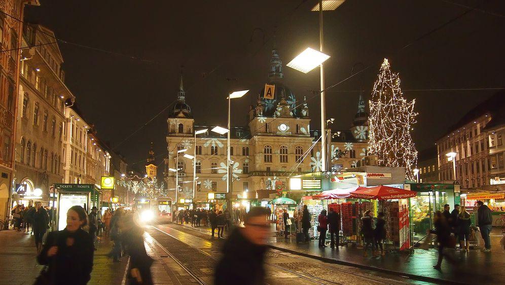 Božić u Grazu, arhiva (Foto: Pixell)