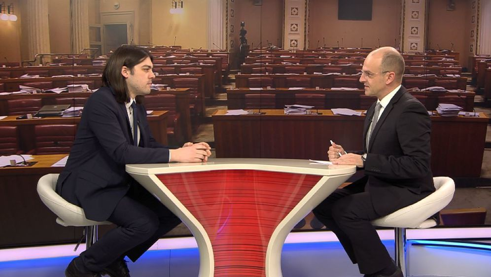 Ivan Vilibor Sinčić gost Dnevnika Nove TV (Foto: Dnevnik.hr) - 2