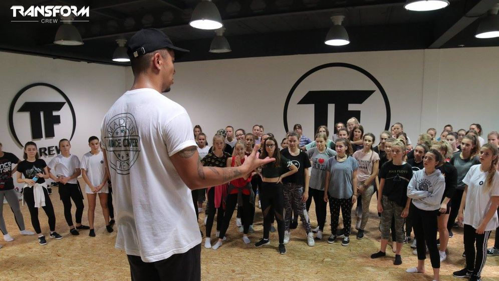 TransForm Winter Dance Camp (FOTO: PR)