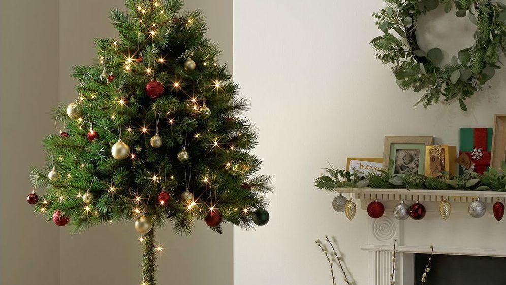 Božićno drvce idealno za roditelje s malom djecom, ali i vlasnike mačaka