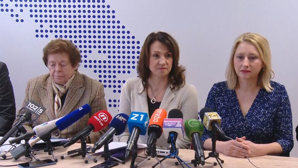 Jelena Pavičić Vukičević (Foto: Dnevnik.hr)