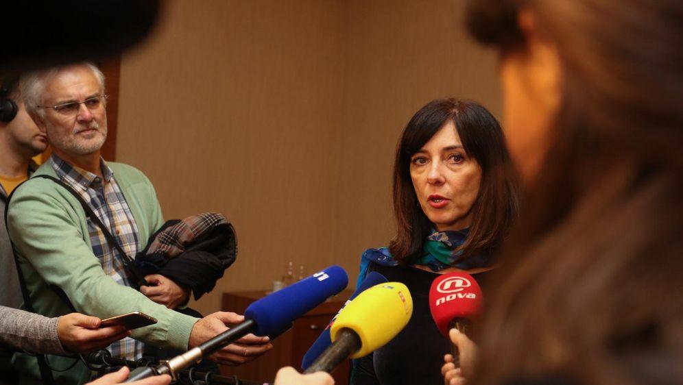 Ministrica Blaženka DIvjak (Foto: Matija Habljak/PIXSELL)