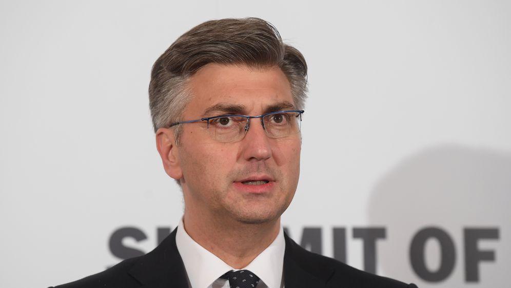 Andrej Plenković (Foto: Marko Lukunic/PIXSELL)