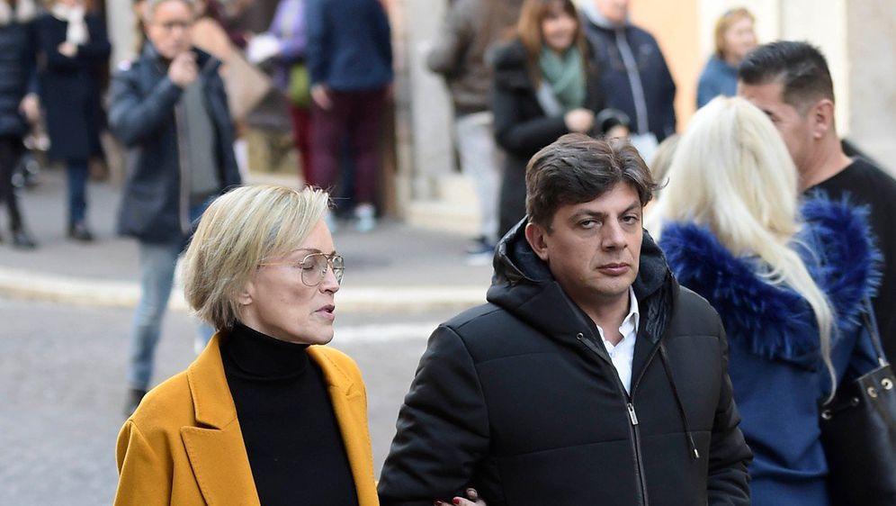 Sharon Stone i Enzo Cursio (Foto: Profimedia)