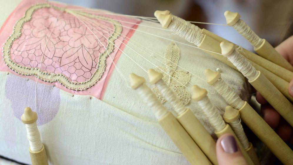 Lepoglavska čipka (Foto: PIXELL)