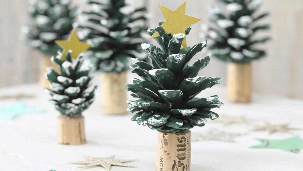 Božićne ukrase u obliku jelke možete prepoznati i u svakodnevnim sitnicama